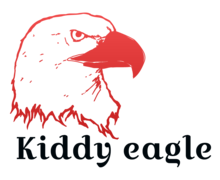 Kiddy Eagle Logaster logo