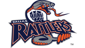 Dallas Rattlers Logo