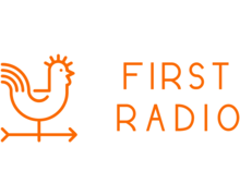 First Radio Logaster logo