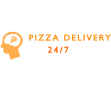 Pizza Delivery Logaster logo