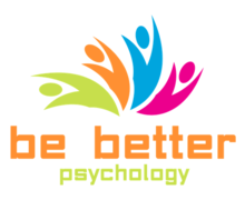 Be Better Psychology Logaster Logo