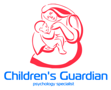 Children's Guardian Psychology Logaster Logo