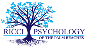 Ricci Psychology Logo
