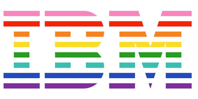 IBM Rainbow Logo