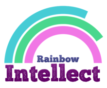Rainbow Intellect Logaster Logo