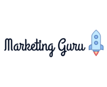 Marketing Guru Logaster Logo