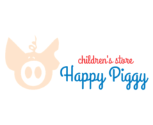 Happy Piggy Logaster Logo