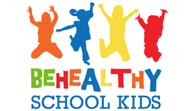Be Healthy School Kids Logo