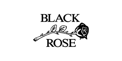 Black Rose Logo