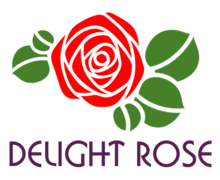 Delight Rose Logo
