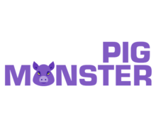 Pig Monster Logaster logo