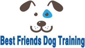 Best Friends Dog Training Logo