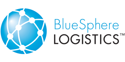 Blue Sphere Logo