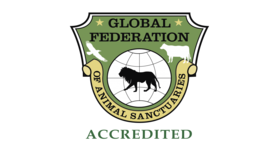 Global Federation Of Animal Sanctuaries Logo