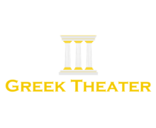 Greek Theater Logaster Logo