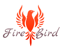 Fire Bird Logaster Logo
