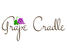 Grape Cradle Logaster logo