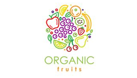 Organic Fruits Logo