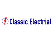 Classic Electrial Logaster Logo