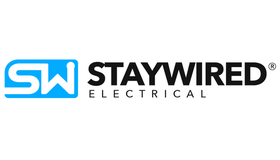 Stay Wired Electrical Logo