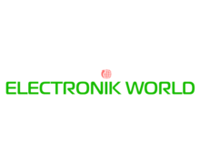 Electronik World Logaster Logo