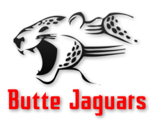 Butte Jaguars Logaster logo