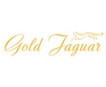 Gold Jaguar Logaster logo