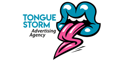 Tongue Storm Logo