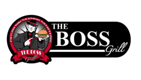 The Boss Grill Logo