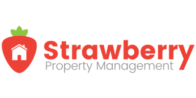 Strawberry Property Management Logo