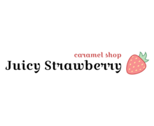 Juicy Strawberry Logaster Logo