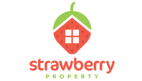 Strawberry Property Logo