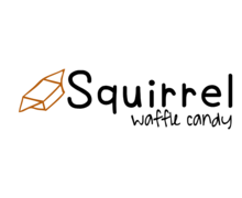 Squirrel Logaster Logo