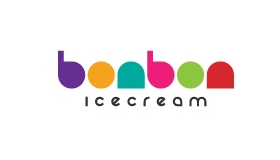 Bonbon Ice-cream Logo