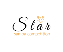Star Samba Competition Logaster Logo