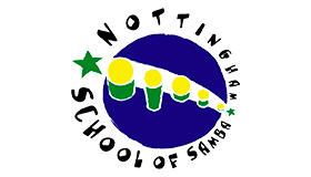 Nottingham School of Samba Logo