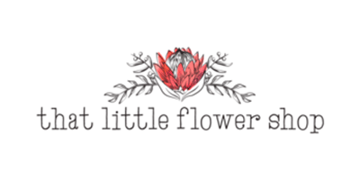 That Little Flower Shop Logo