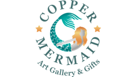 Copper Mermaid Logo