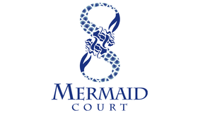 Mermaid Court Logo