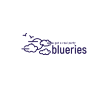 Blueries Logaster Logo