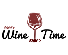 Wine Time Logaster Logo
