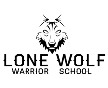 Lone Wolf Logaster Logo