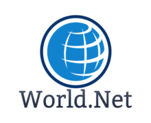 World Net Logaster Logo