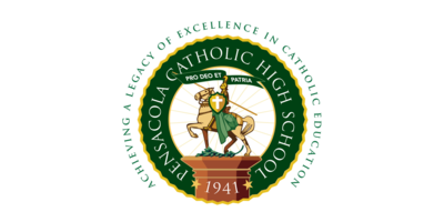 Pensatola Catholic High School Logo