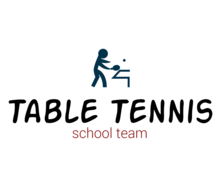 Table Tennis Logaster Logo