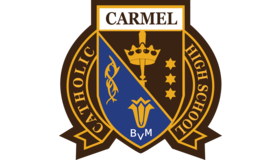 Carmel Catholic High School Logo