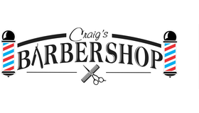 Craig's Barber Shop Logo