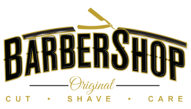 Original Barber Shop Logo