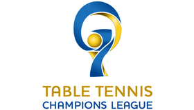 Table Tennis Champions League Logo