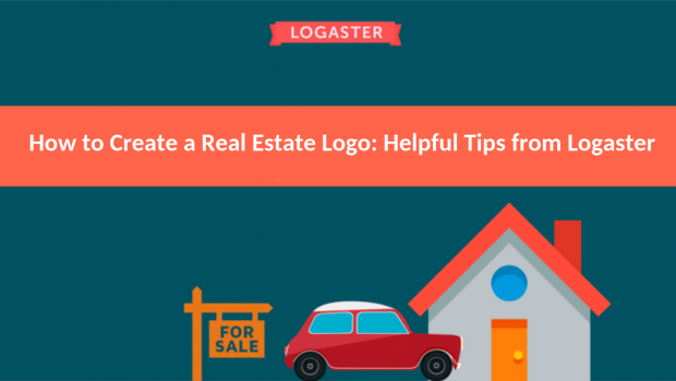 Need a logo for a real estate agency? This article will help to create it.